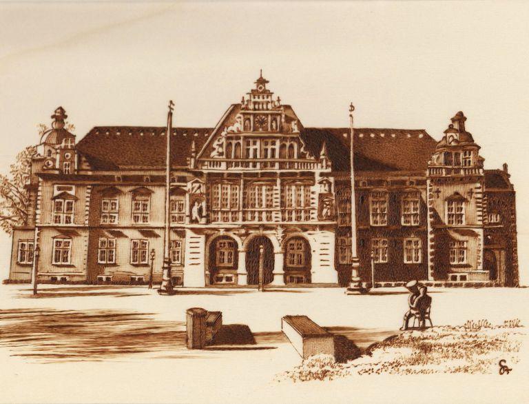 Harburger-Rathaus