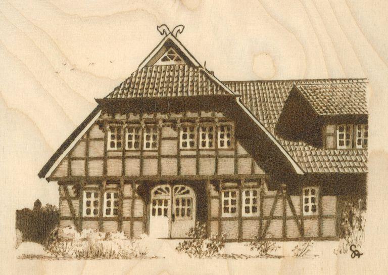 Haus in Sieversen