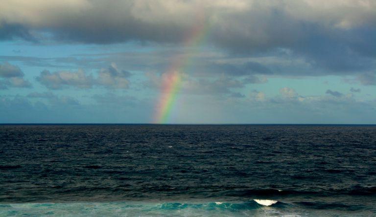 ferner Regenbogen
