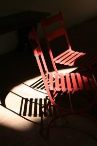 freie Stühle