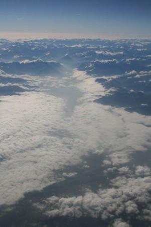 Wolkentäler
